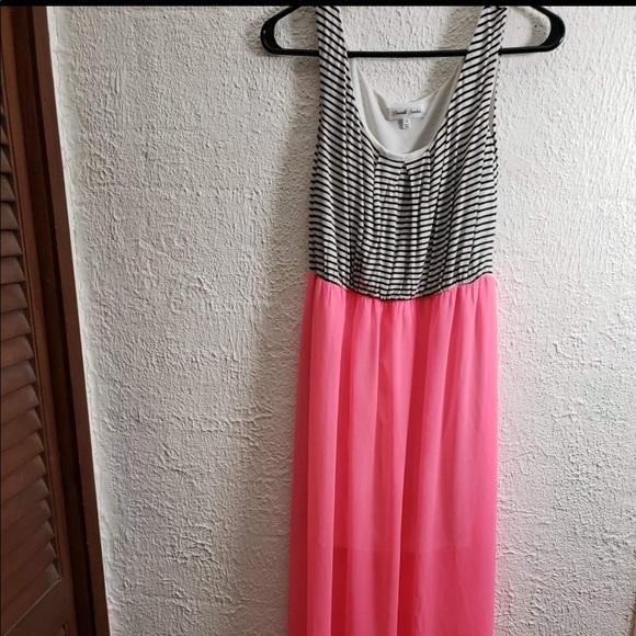 Emerald Sundae Dresses & Skirts - Sheer bottom dress